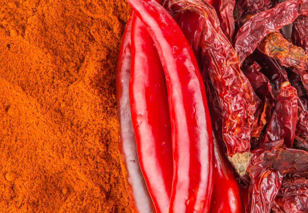 Origin of cayenne pepper