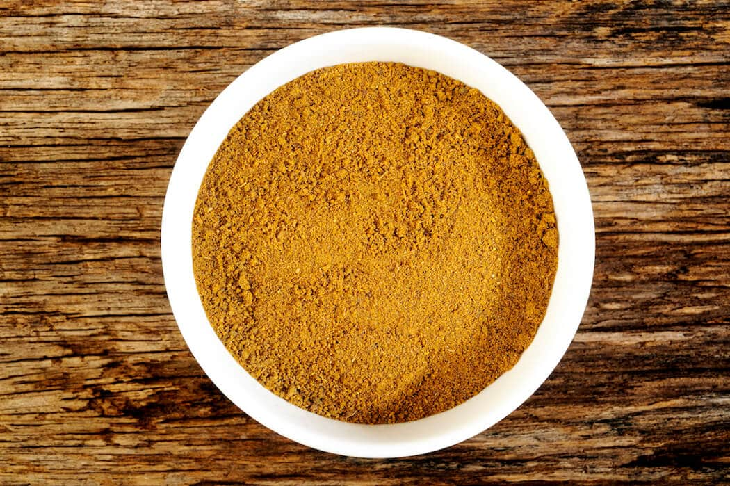 Garam Masala Vs. Curry Powder
