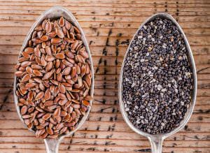 Chia Seeds Vs. Flax Seeds: SPICEography Showdown