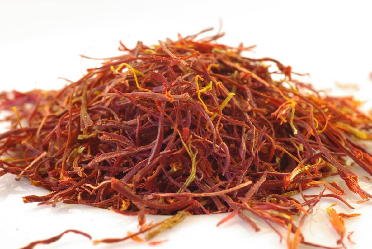 Safflower Vs Saffron