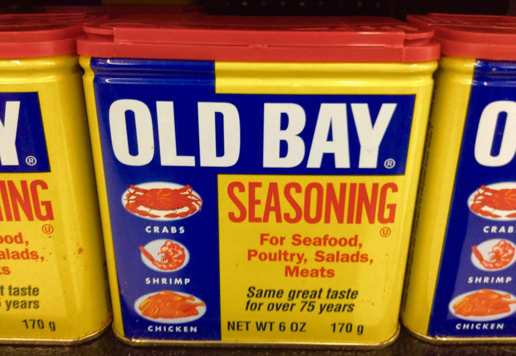 Old Bay Seasoning: Not Just For Chesapeake Blue Crabs