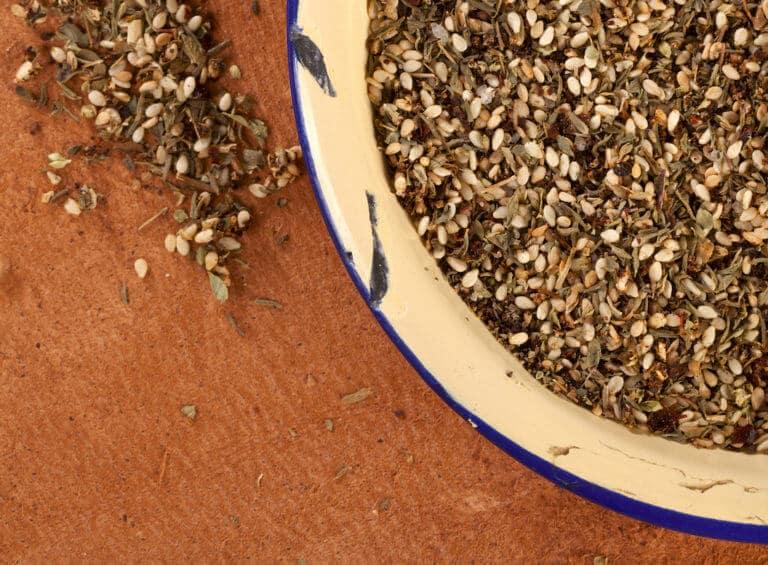 Zaatar Seasoning Blend