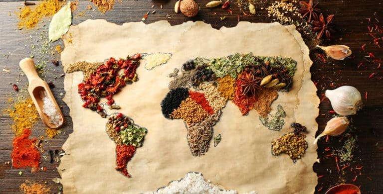 Master List Of Herbs And Spices - SPICEography