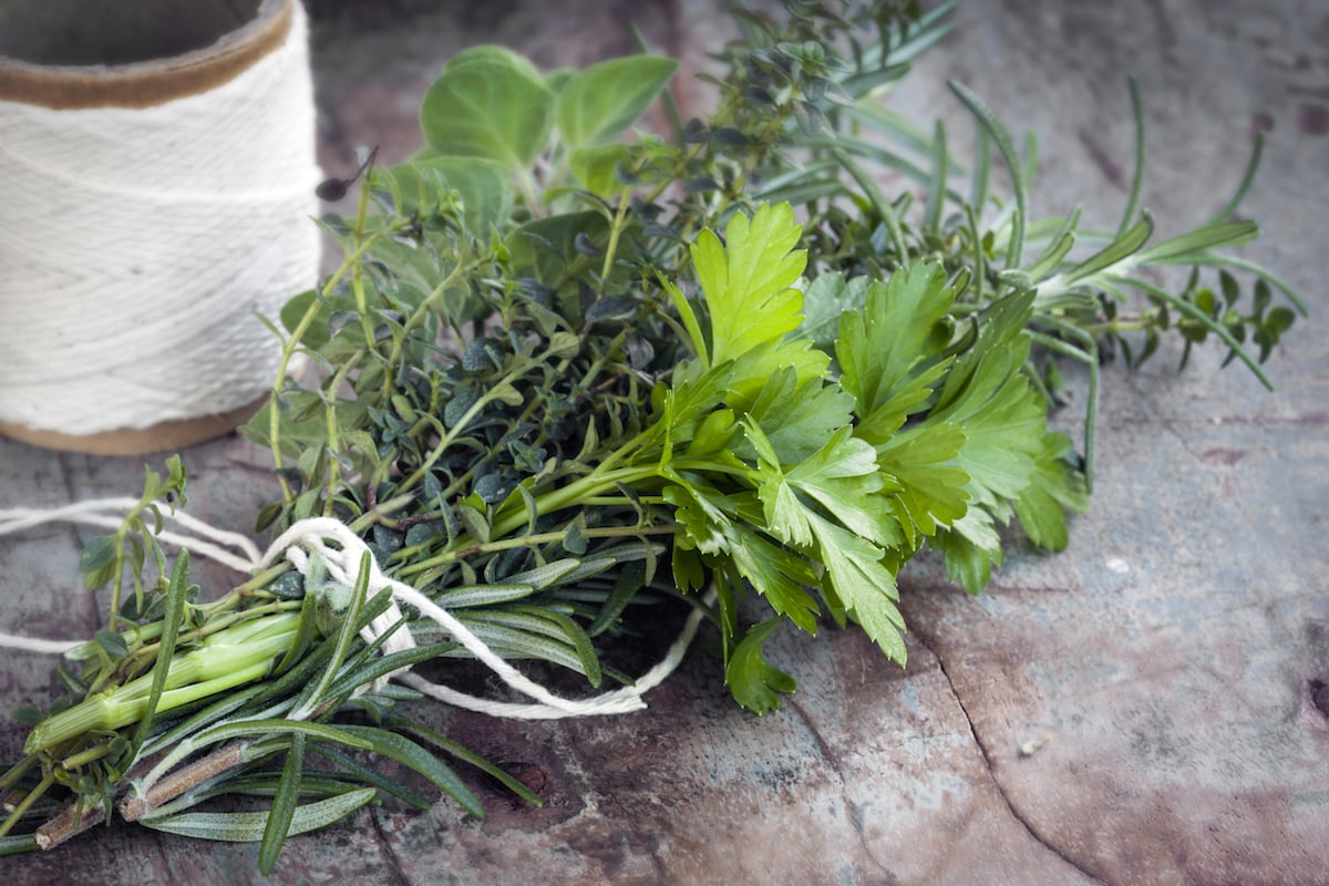 Bouquet garni substitute