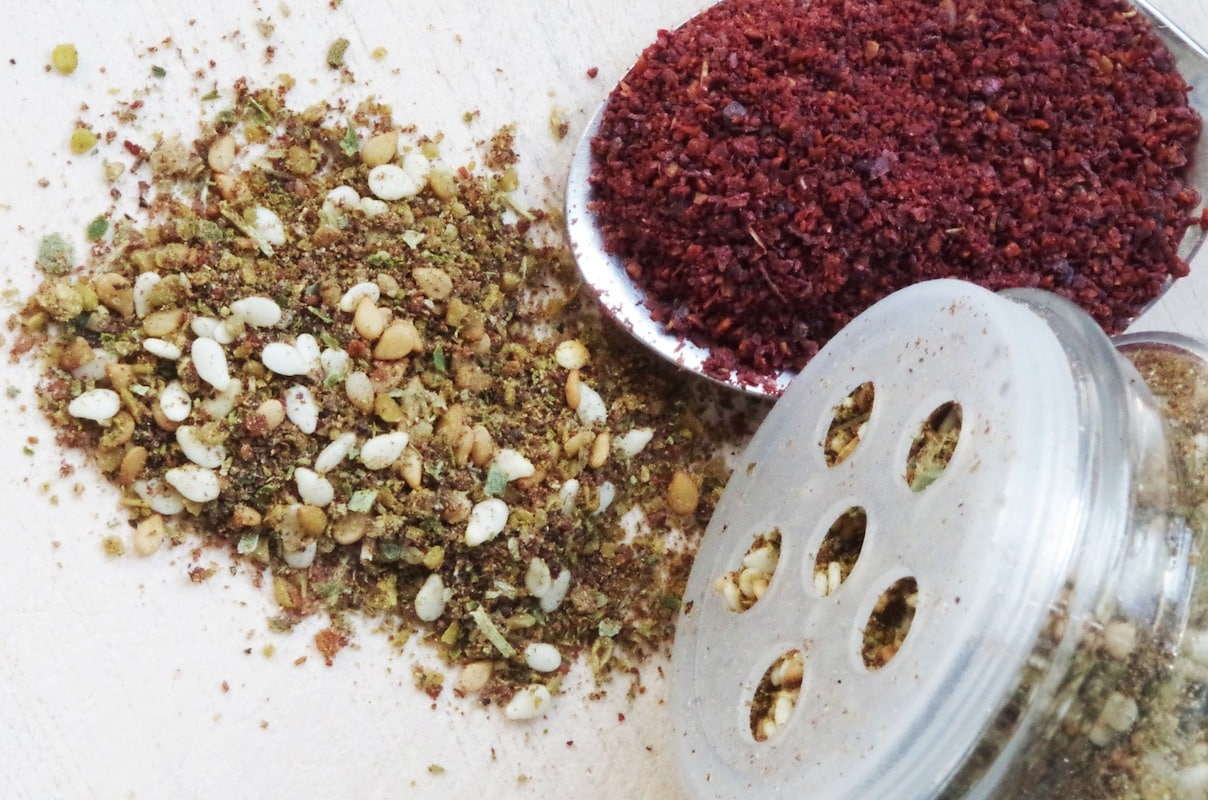 What's A Good Za'atar Substitute?