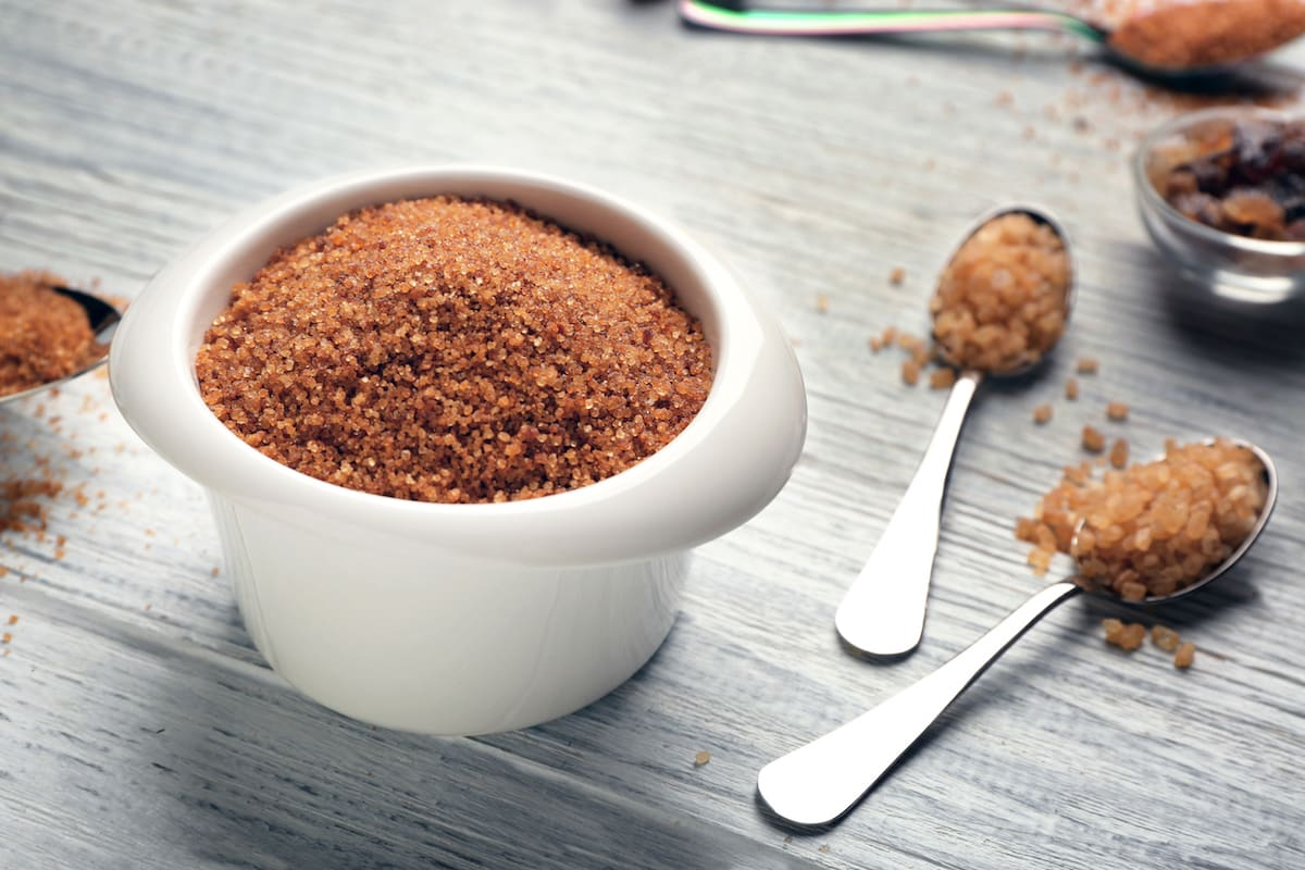 Dark Brown Sugar: Refined Sugar With A Hint Of Molasses ...
