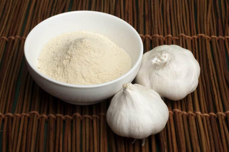 too much garlic