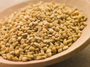 Too Much Fenugreek? Here's How To Fix It