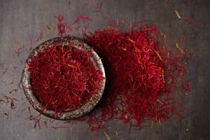 Added Too Much Saffron? Here's What To Do