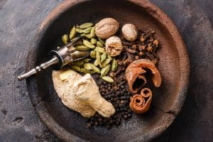 Chai Spices: A Blend Of English And Indian Tastes