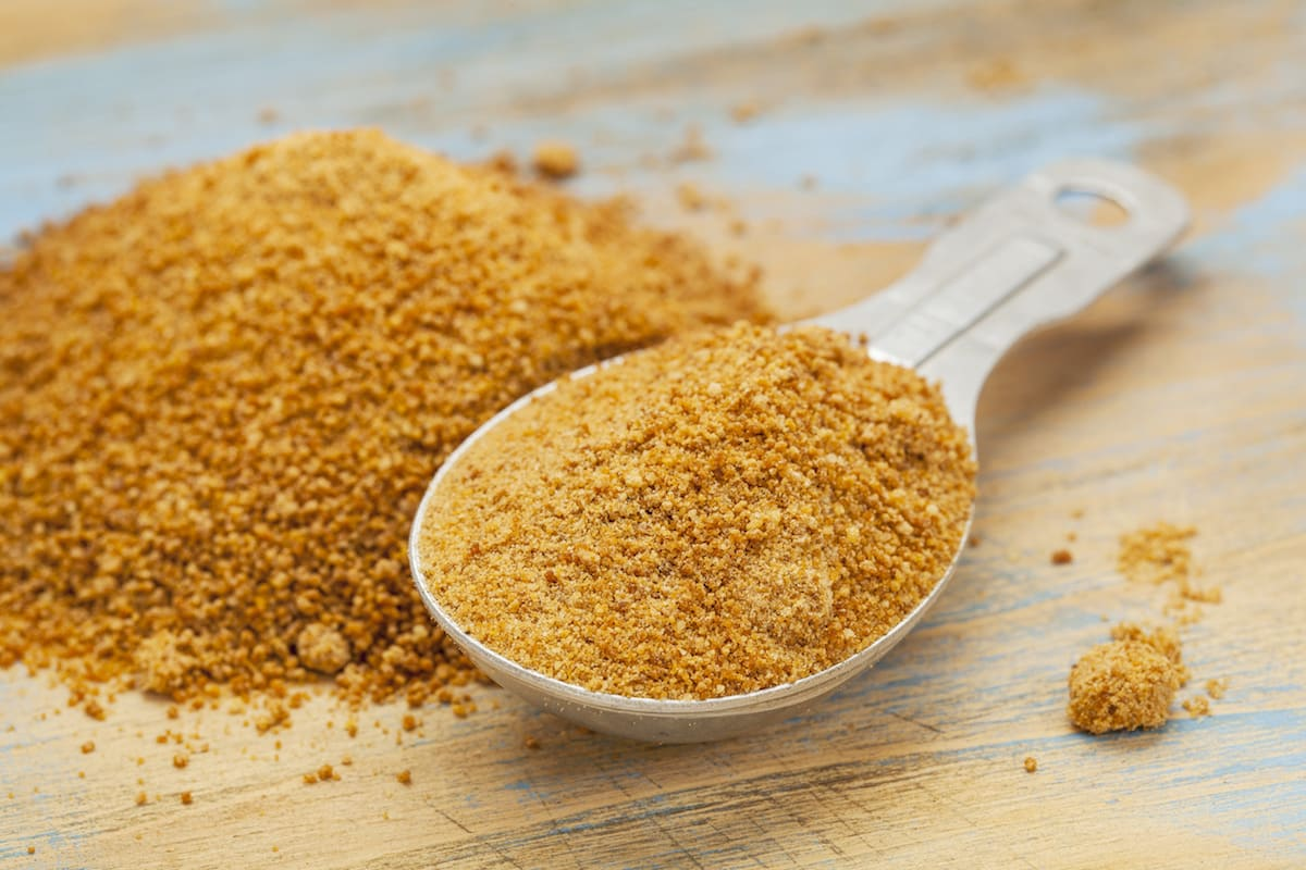 Palm Sugar: A Healthier Sweet