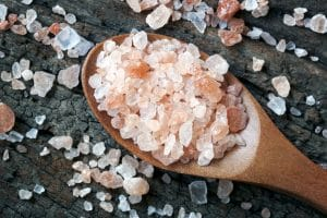Himalayan Salt: A Colorful Finishing Salt