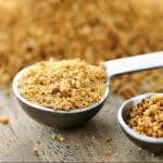 coconut sugar substitute