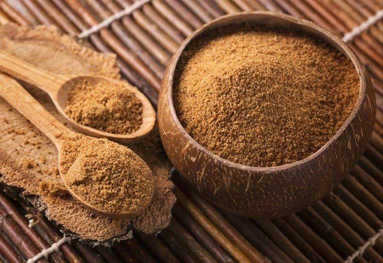 date sugar vs coconut sugar