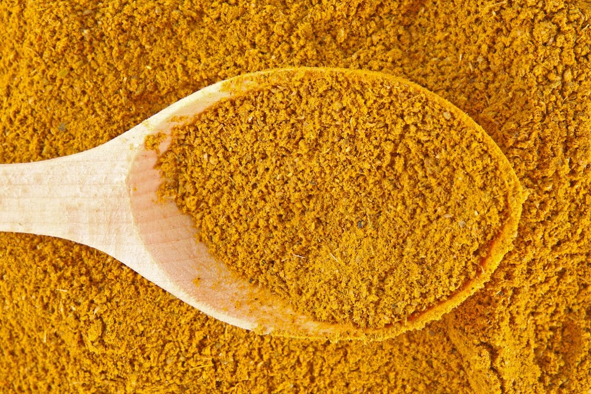 madras curry powder substitute