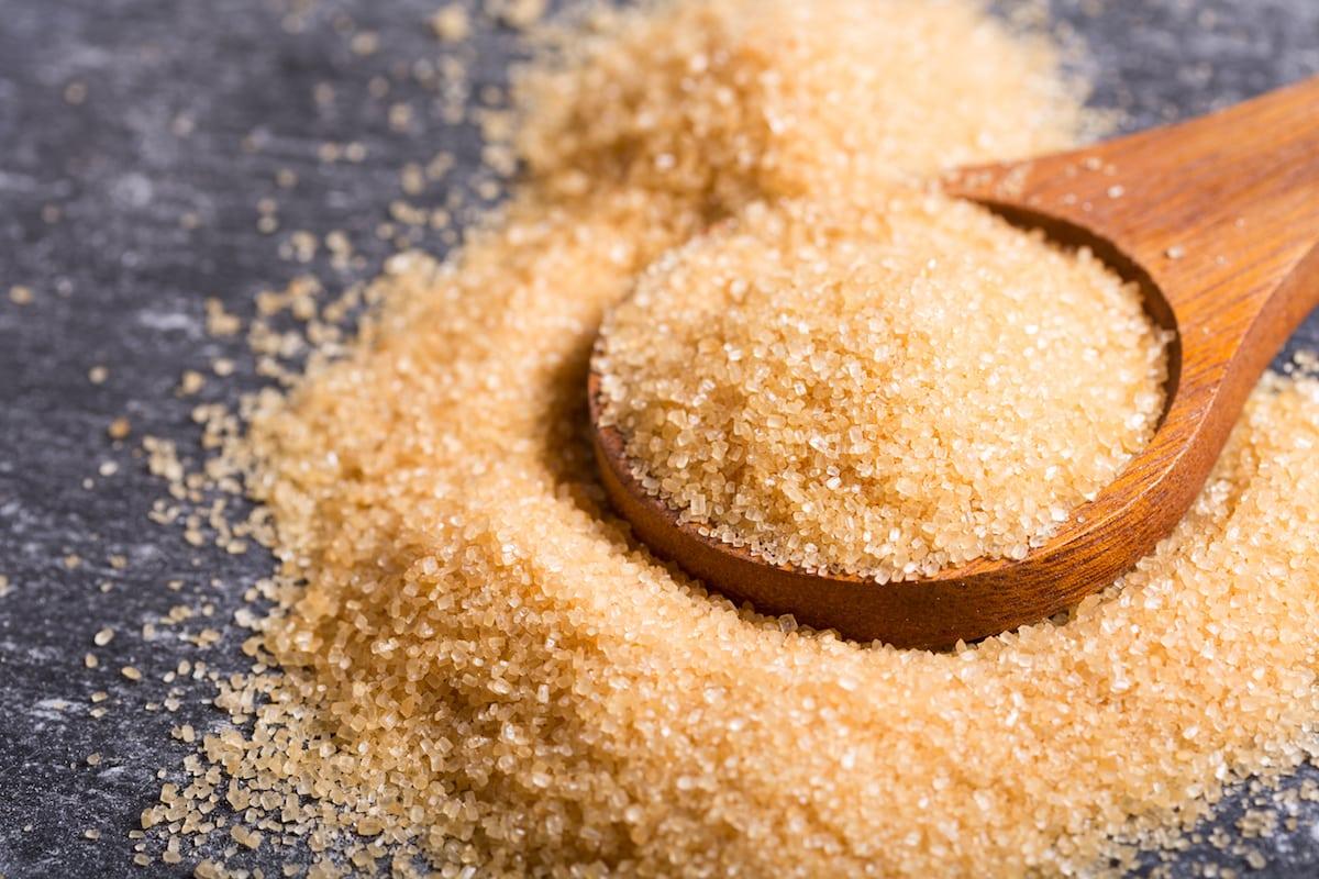 Natural Sugar Vs White Sugar