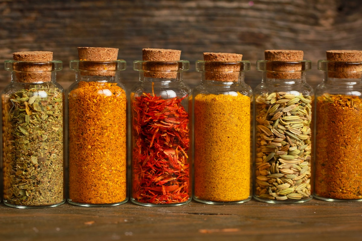 What Make The Best Containers For Spices?