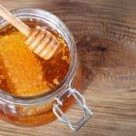 sugar vs honey