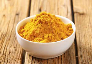 cooking with curry powder