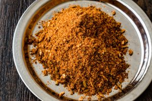 cooking with garam masala