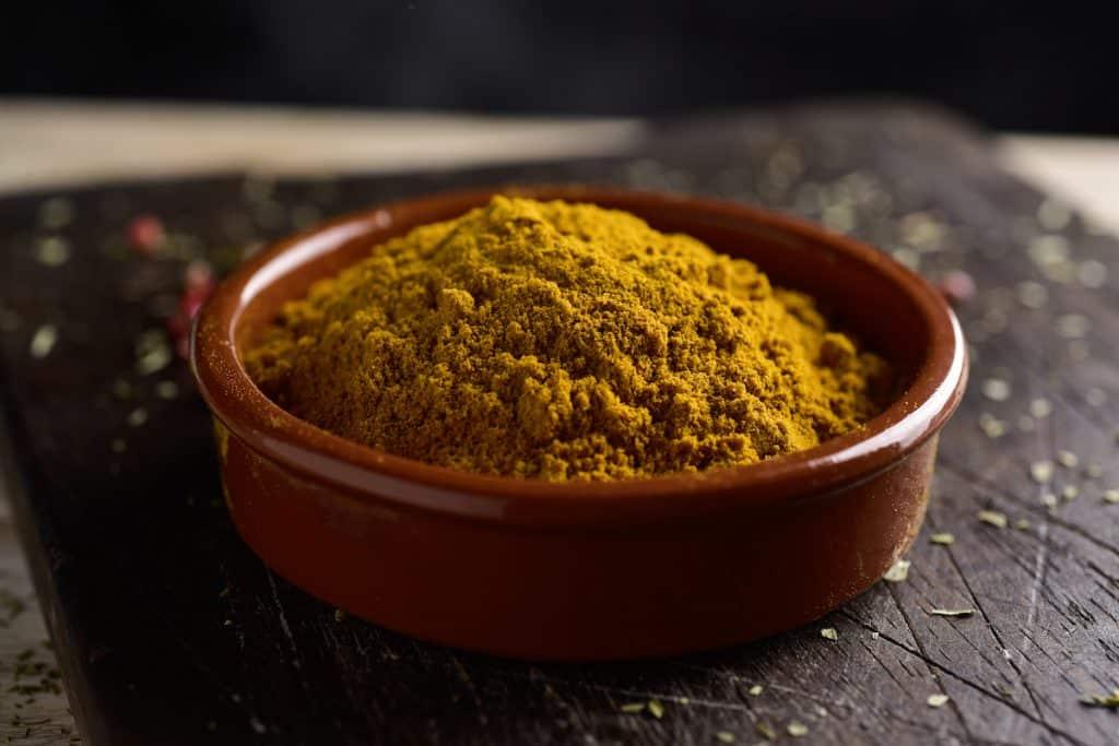 madras curry powder vs curry powder