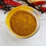 Jamaican curry powder vs Indian curry powder