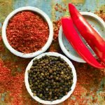 black pepper vs cayenne pepper