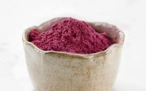 Beet Powder: Natural, Healthy, and Colorful