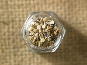 Panch Phoran: Indian Five Spice