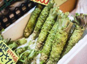 Wasabi: A Truly Japanese Spice