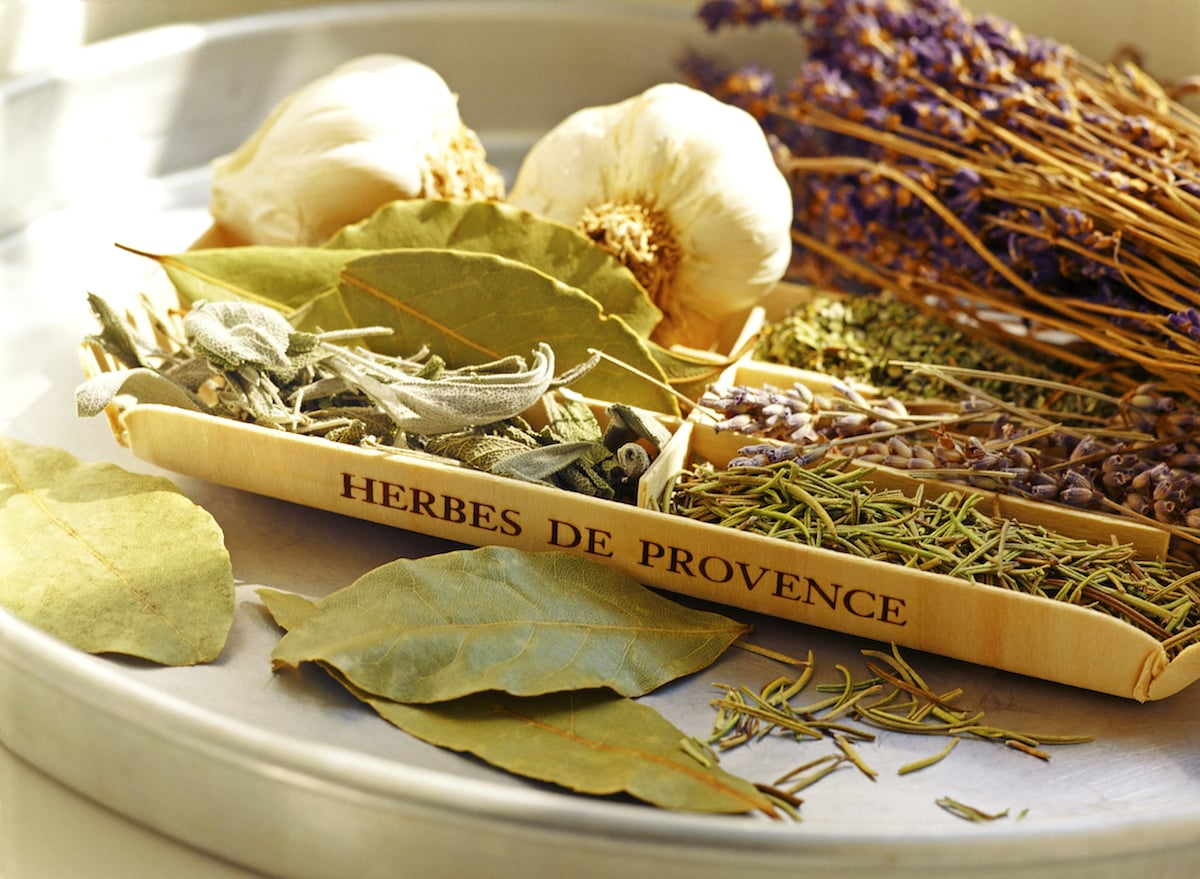 cooking with herbes de provence