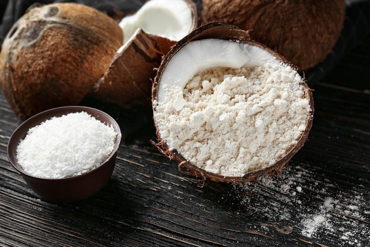 Coconut Flour: A Nutritious, Gluten-Free Wheat Flour Alternative