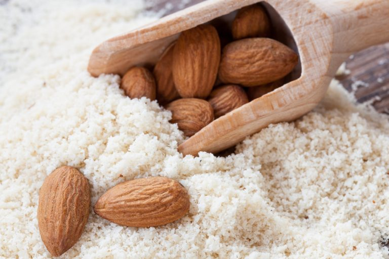 Almond flour substitute
