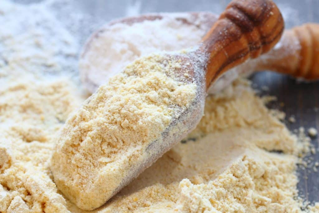 chickpea flour substitute