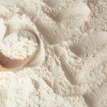 coconut flour vs. white flour