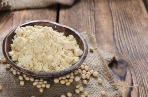 Soy Flour: A Protein-Rich Chinese Flour