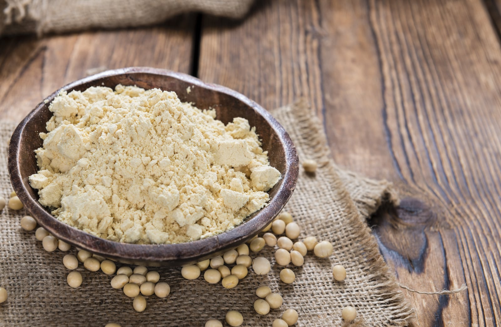 Soy Flour: A Protein-Rich Chinese Flour