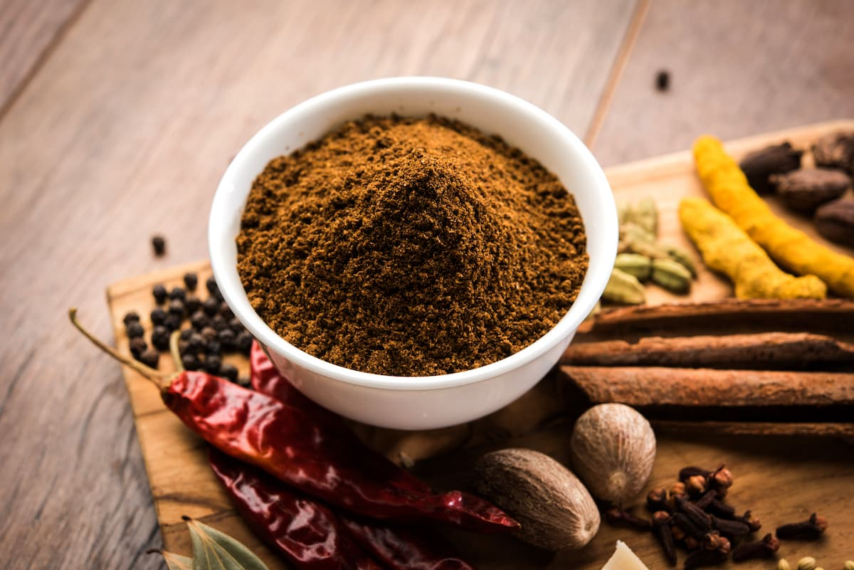 Too Much Garam Masala? Here's What You Can Do