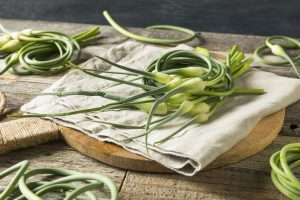Garlic Scapes Substitute