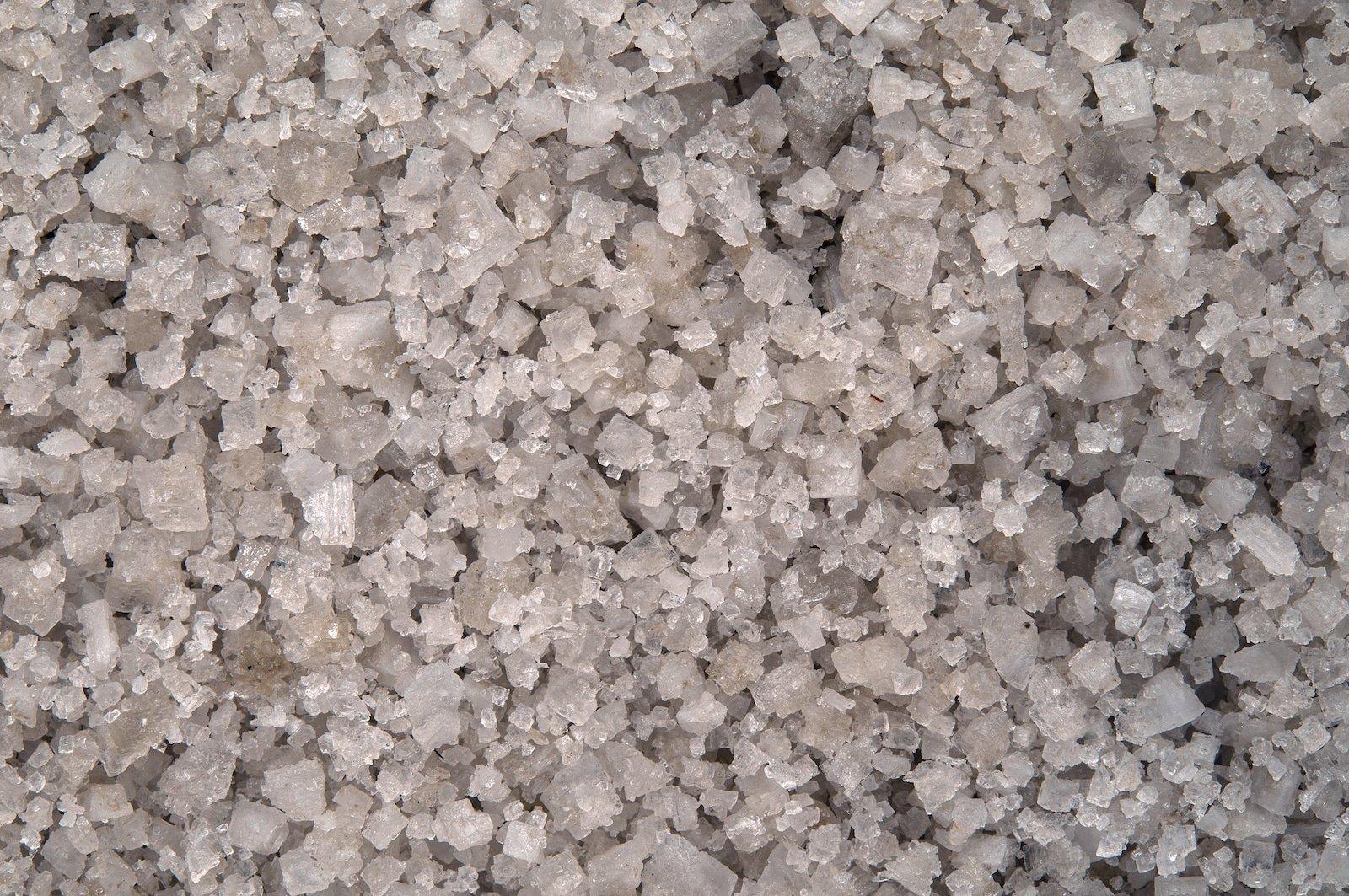 Celtic Sea Salt: A Moist Breton Salt