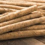 Burdock root substitute