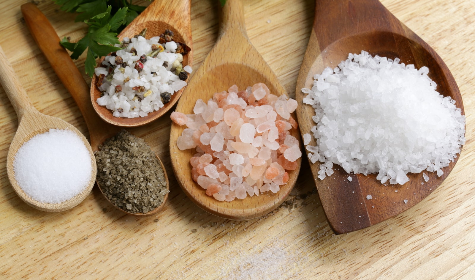 Best salt for cooking