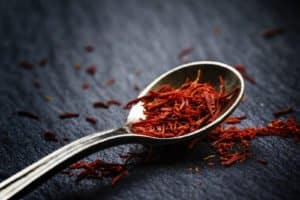 How to store saffron