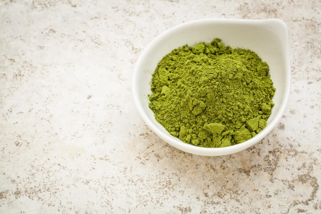 Moringa Powder vs Matcha