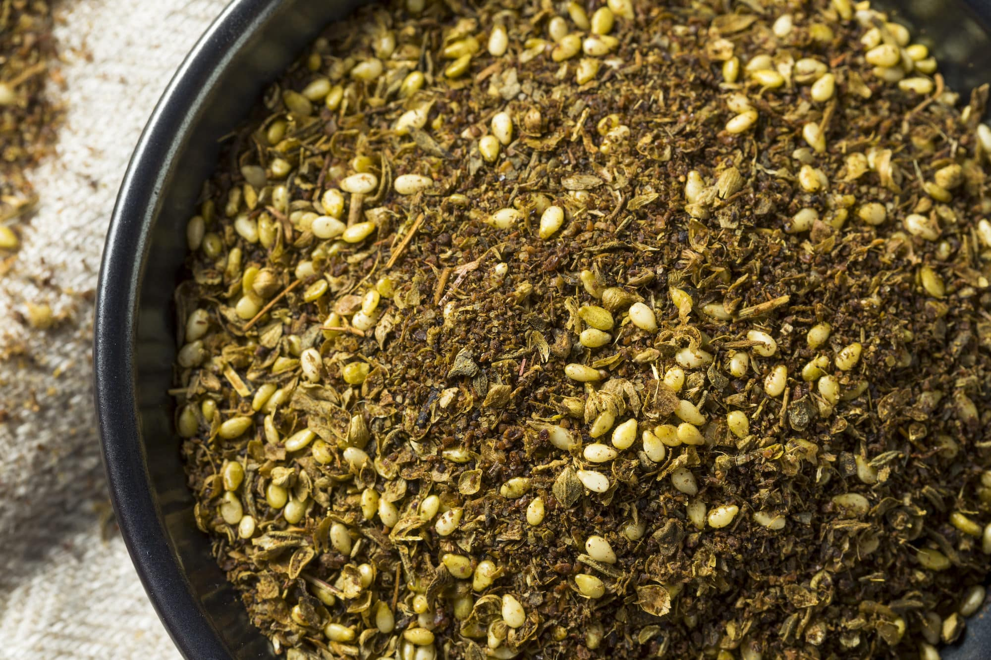 Nine Delicious (Old And New) Za'atar Uses