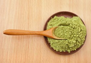 Matcha powder substitute