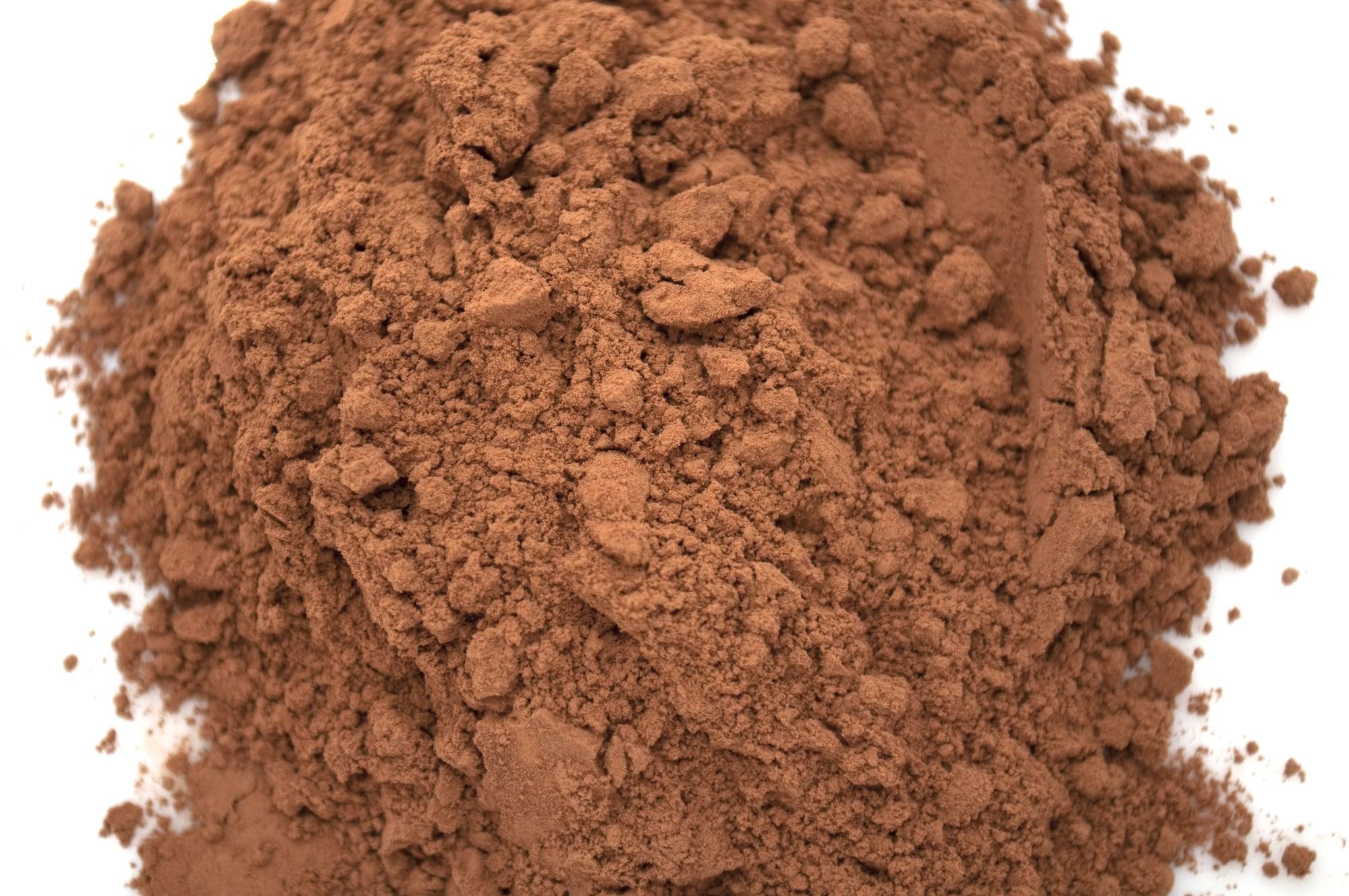 Dutch Process Cocoa Vs. Cocoa Powder