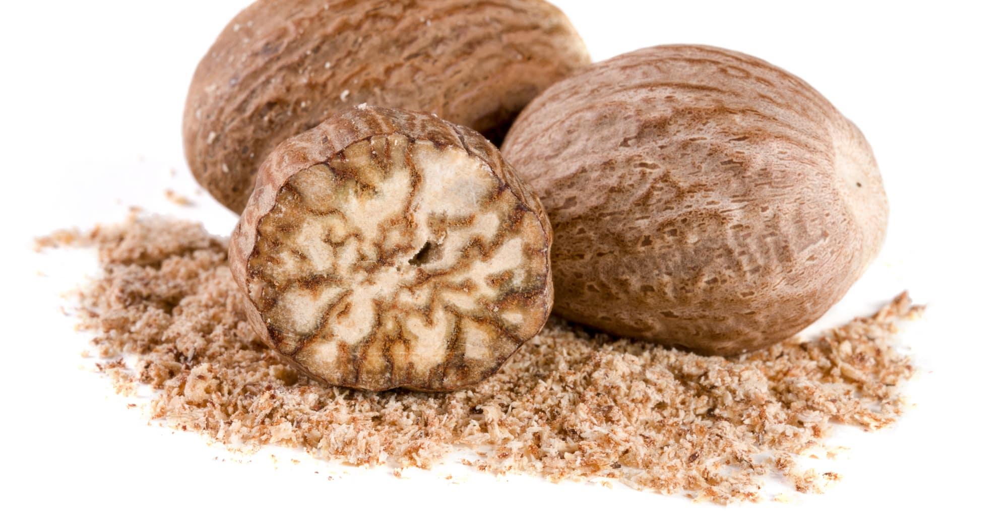 Fresh Nutmeg Vs. Ground Nutmeg