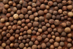 Allspice vs. Black Pepper