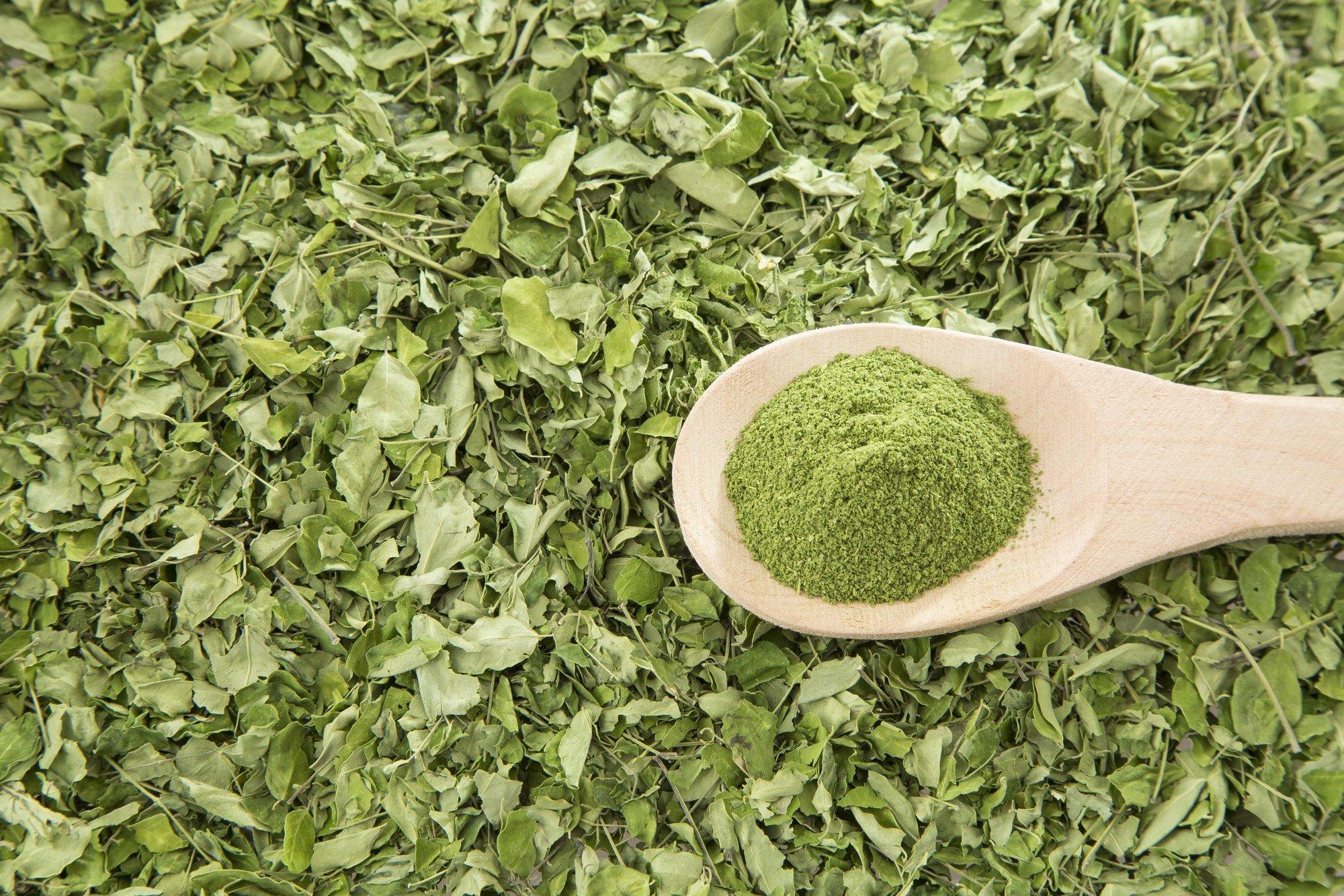 Cooking with moringa